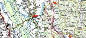 Fernitz map