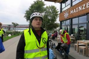 Radfahrlust Tour 2013 mit ICE Liegedreirädern